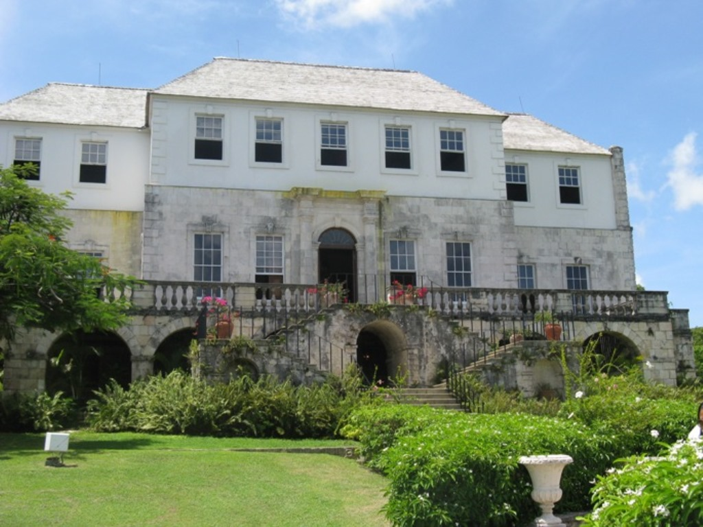 Rose hall great house tour travel jamaica tours for Video home tours